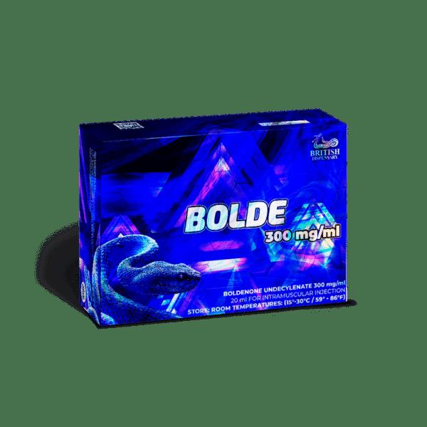 BOLDE-300-British-Dispensary-Nucleus
