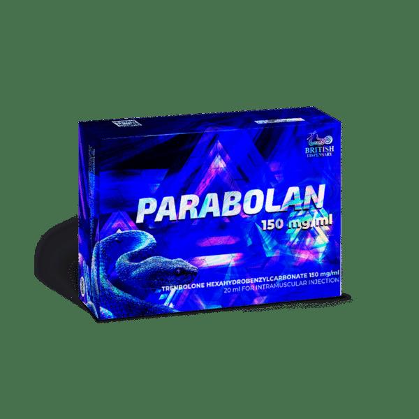 PARABOLAN 150-British-Dispensary-Nucleus