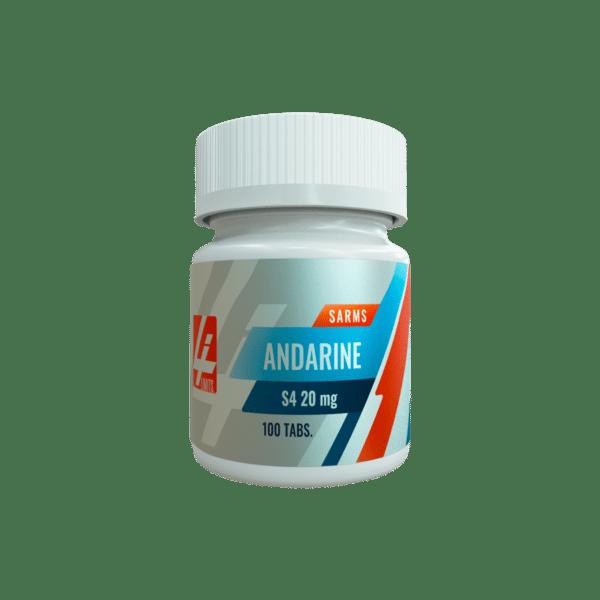 ANDARINE-2-4-Limits-Nucleus