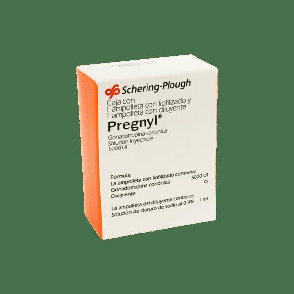 PREGNYL-Schering-Plough-Nucleus