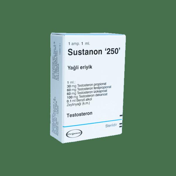 SUSTANON-3AMP-Organon-Nucleus