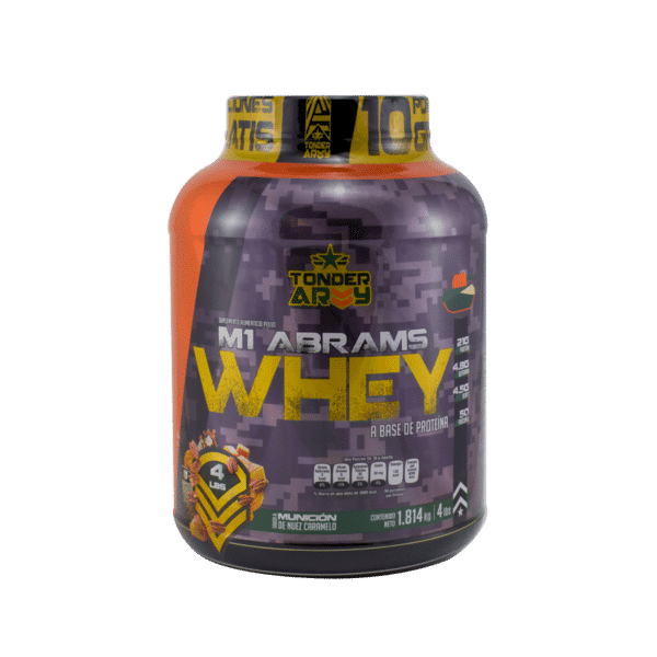 M1-ABRAMS-WHEY-NUEZ-Tonder-Army-Nucleus