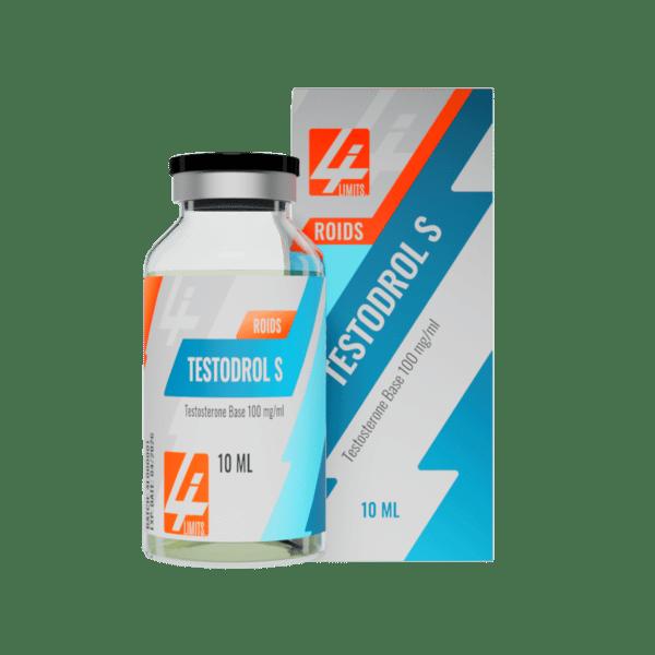 TESRODROL S-4-Limits-Nucleus