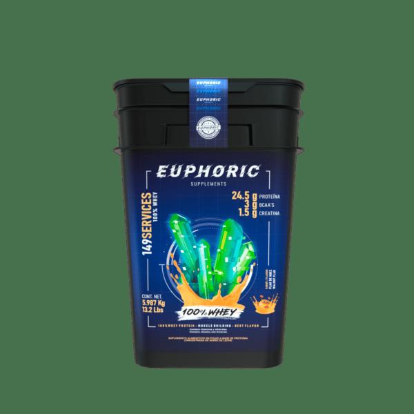 100% Whey Flan de Nuez-Euphoric-Nucleus