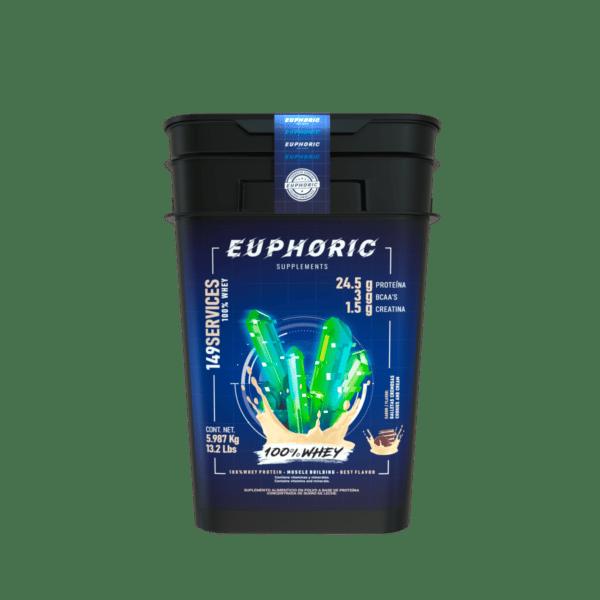 100% Whey Galletas Cremosas-Euphoric-Nucleus