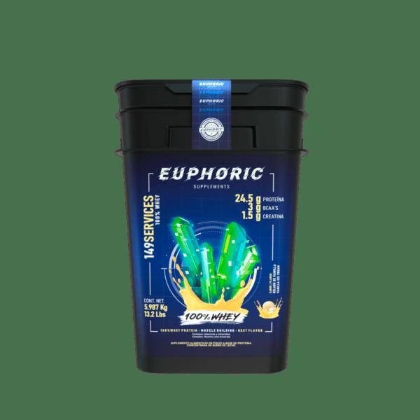 100% Whey Helado de Vainilla-Euphoric-Nucleus