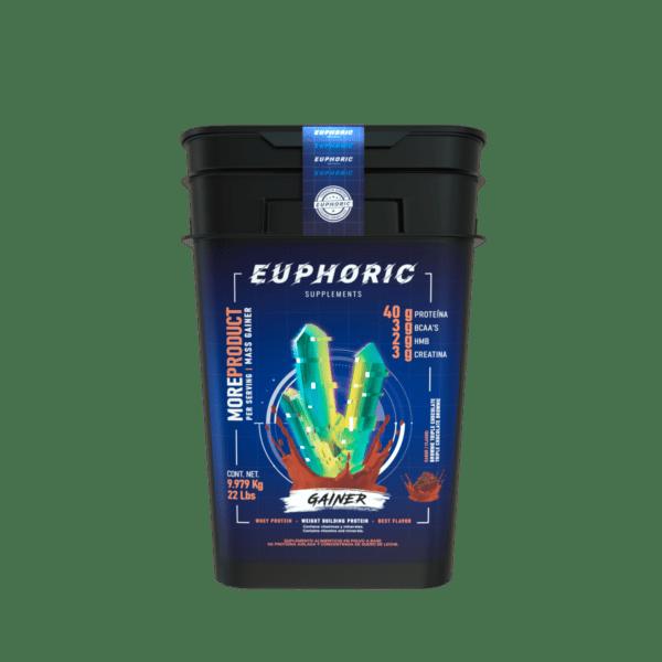 Gainer Brownie Triple Chocolate-Euphoric-Nucleus