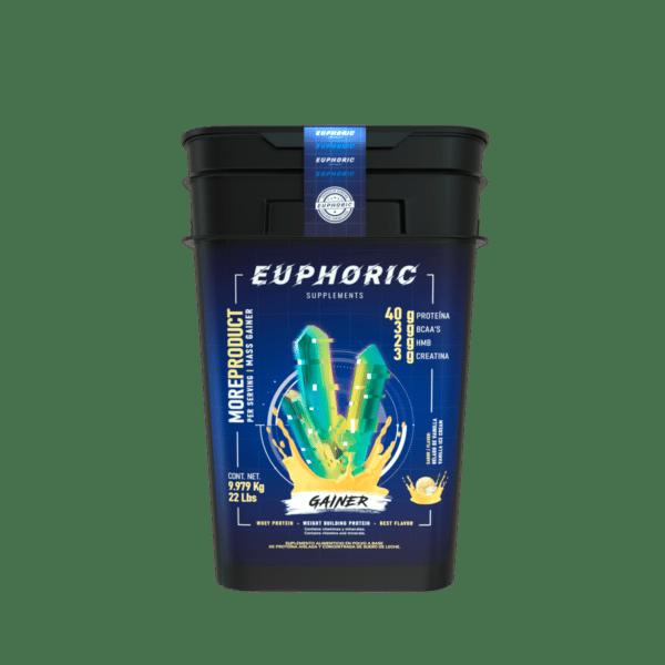 Gainer Helado de Vainilla-Euphoric-Nucleus