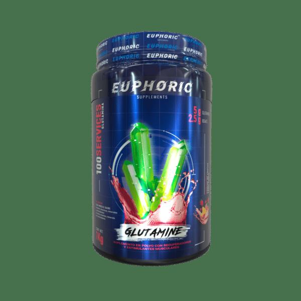 Glutamine Ponche de Frutas-Euphoric-Nucleus