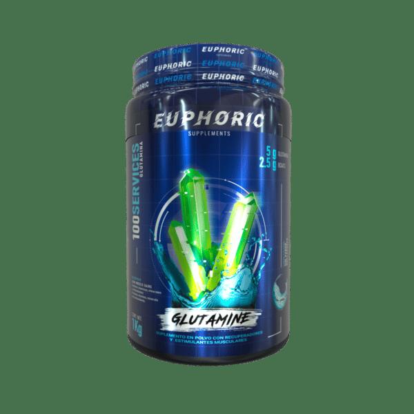Glutamine Sin Sabor-Euphoric-Nucleus