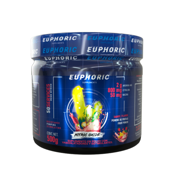 Óxido Nítrico Ponche de Frutas-Euphoric-Nucleus